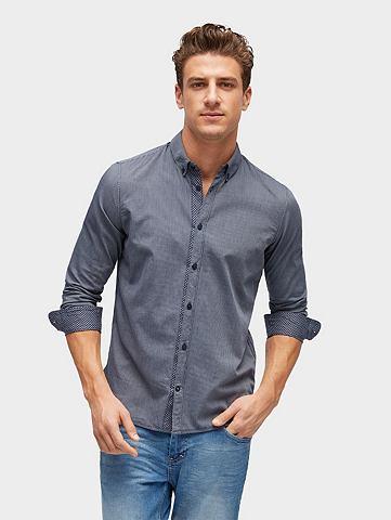 Рубашка с длинными рукавами »gem...