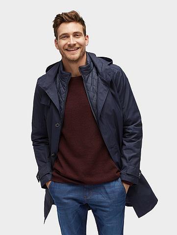 Пальто короткое »2-in-1 куртка с...