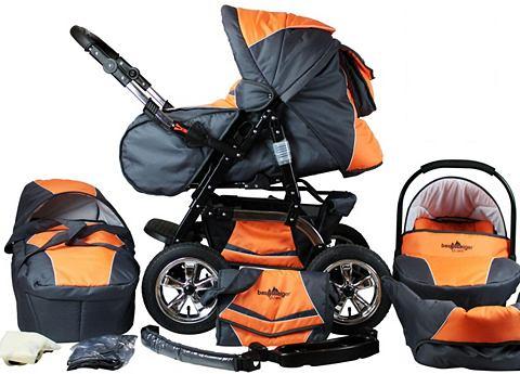 Bergsteiger детская коляска 10-tlg. &r...