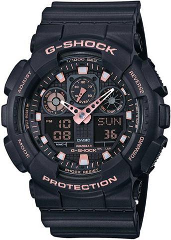 Часы-хронограф »GA-100GBX-1A4ER&...