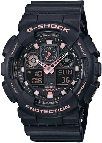 G-Shock часы-хронограф »GA-100GB...