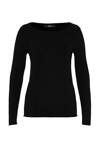Пуловер с Rollkanten