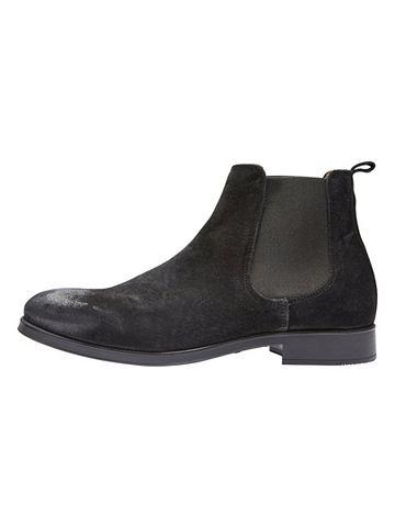 Chelsea- сапоги кожаные