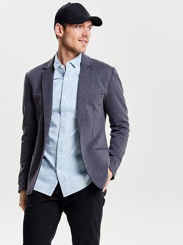 ONLY & SONS узкий пошив пиджак
