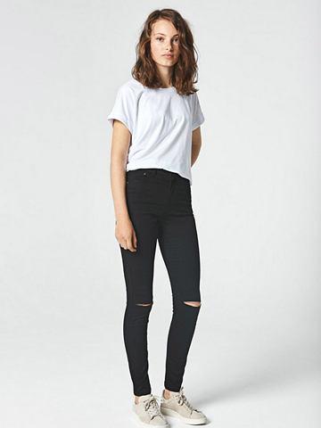 Nitblacky облегающий форма джинсы
