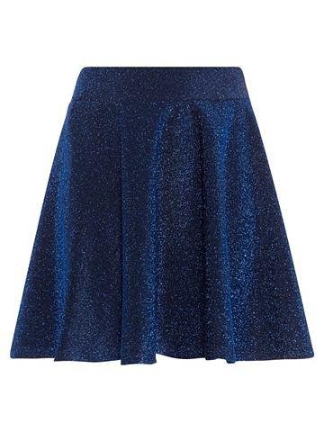 Блестящий орнамент юбка