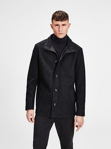 JACK & JONES Jack & Jones Wolle пальто