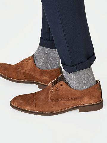 Jack & Jones кожаная обувь с Leder...