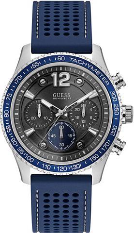GUESS Часы-хронограф »FLEET W0971G2&la...