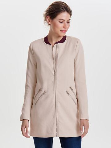 Einfarbiger пальто
