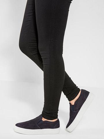 Кожаная туфли