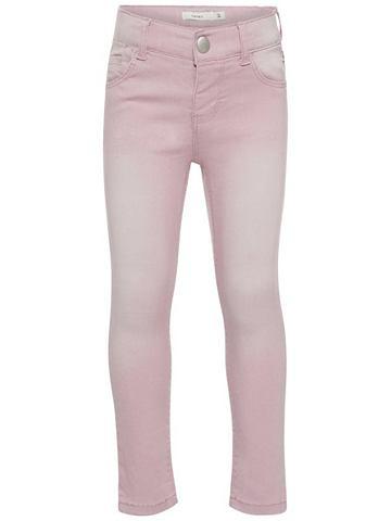 Polly облегающий форма брюки