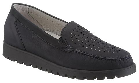 WALDLÄUFER Туфли на удобной подошве мокасины