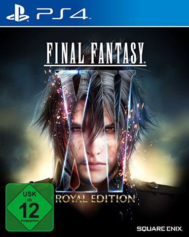 Playstation 4 - Spiel »Final Fan...