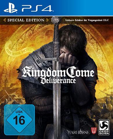 Playstation 4 - Spiel »Kingdom C...