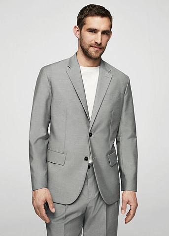 Strukturiertes Regular пиджак