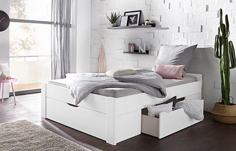 Кровать с ящиком для хранения Scala