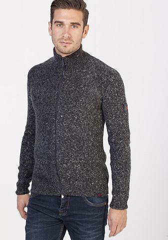 Кофты трикотажные »Melange Куртк...