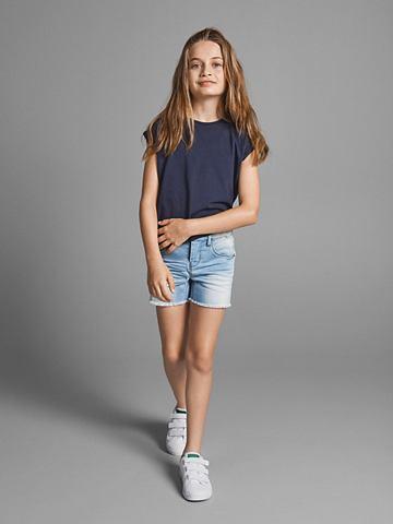 Salli узкий форма Super Stretch шорты ...