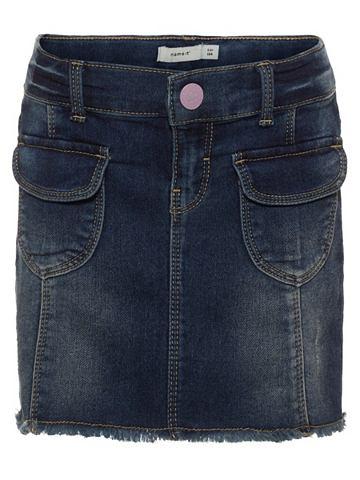Кофта юбка джинсовая