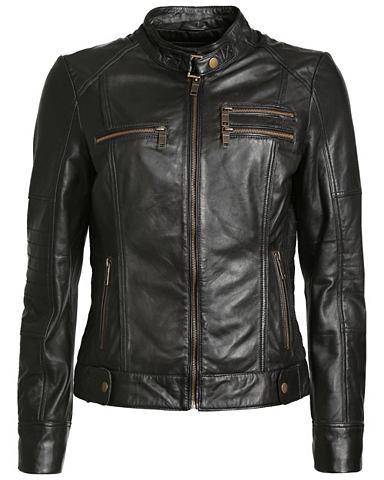 Куртка кожаная »Sirpa«