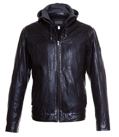 Куртка кожаная с heraustrennbarer Stof...