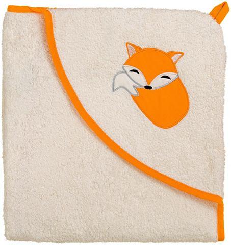 SMITHY Полотенце с капюшеном Fuchs для детски...