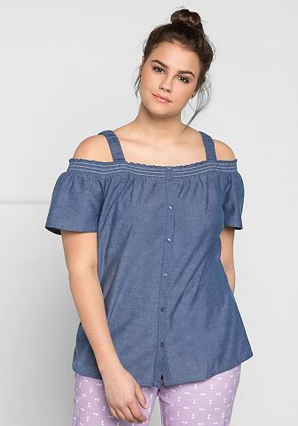 Shee GOTit блузка с коротким рукавом