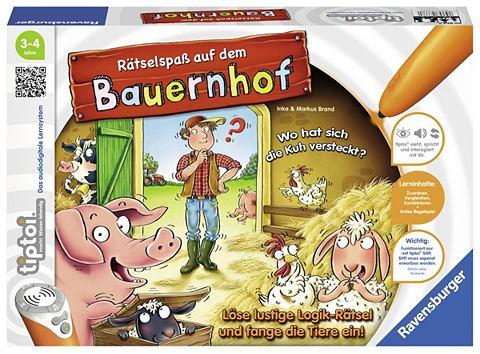 RAVENSBURGER Spiel »tiptoi® Rätselsp...