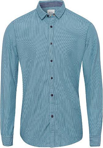 Рубашка полосатая