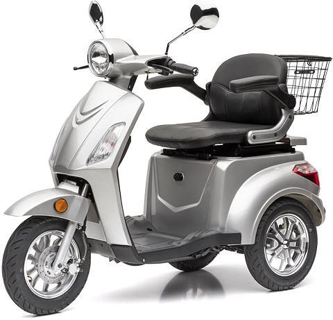 E-Roller 800 Watt 20 km/h серебристый ...