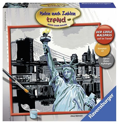 Рисовать nach Zahlen »New York C...