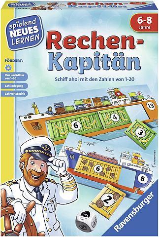 """Spiel """"Rechen-Kapitän"""""""
