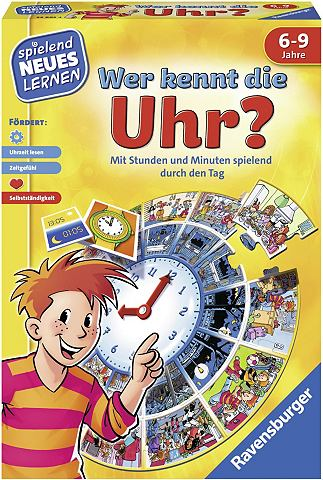 """Spiel """"Wer kennt die Uhr?"""""""