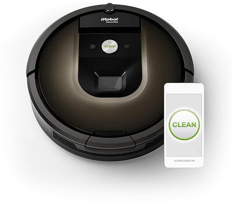 IROBOT Робот-пылесос Roomba 980 beutellos