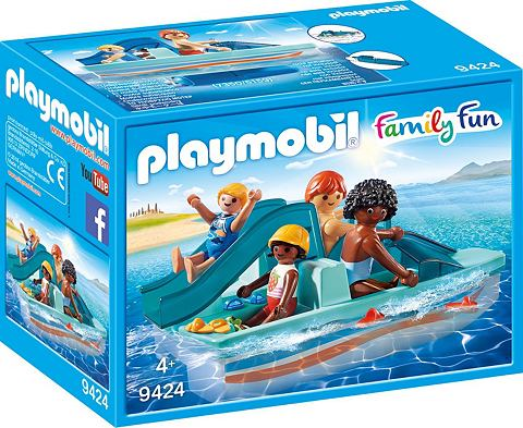 PLAYMOBIL ® Tretboot (9424) »Family Fu...