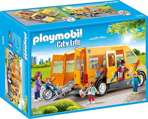 PLAYMOBIL ® Schulbus (9419) »City Life...