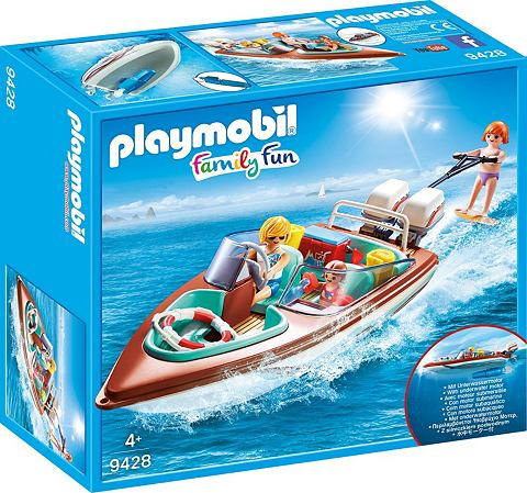PLAYMOBIL ® Motorboot с Unterwassermotor (94...