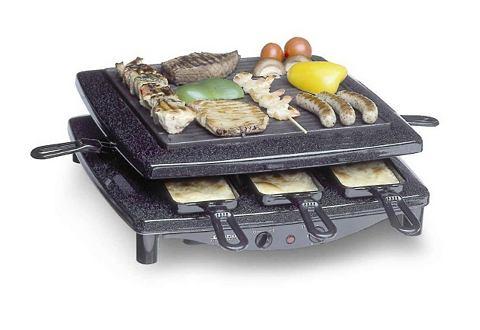 STEBA Raclette RC 3 plus 8 Raclettepfän...
