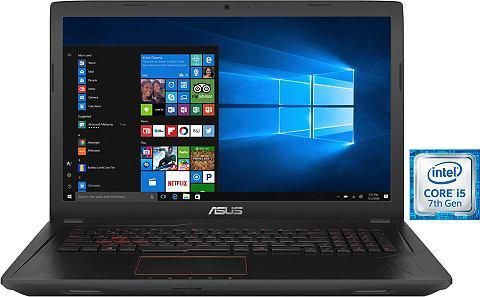 FX753VD-GC384T ноутбук (439 cm / 173 Z...