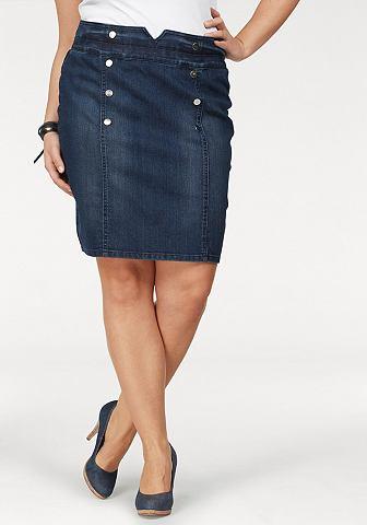 Юбка джинсовая »Pencil юбка с De...