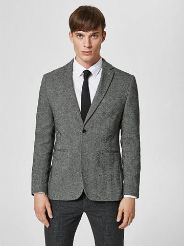 Узкий пошив пиджак