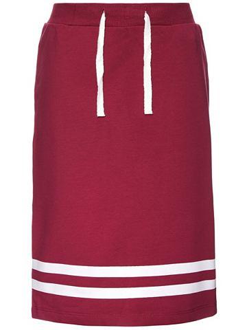 Nithira langer юбка из Sweatshirtstoff...