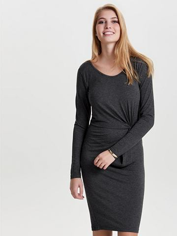 Detailreiches платье с длинa рукавами
