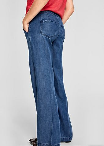 Элегантный Wide: джинсы в Marlene-Stil...