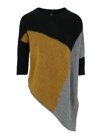 Пуловер с 3/4 рукав