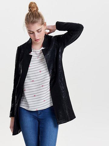 Блестящий орнамент пиджак