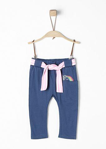 Для бега брюки с пояс для Babys