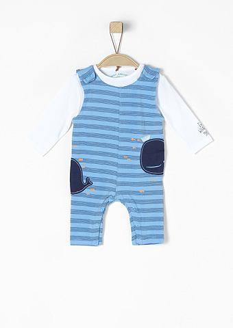 Maritimer 2-in1-Overall для Babys