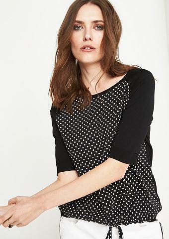 Пуловер с Dot-Muster